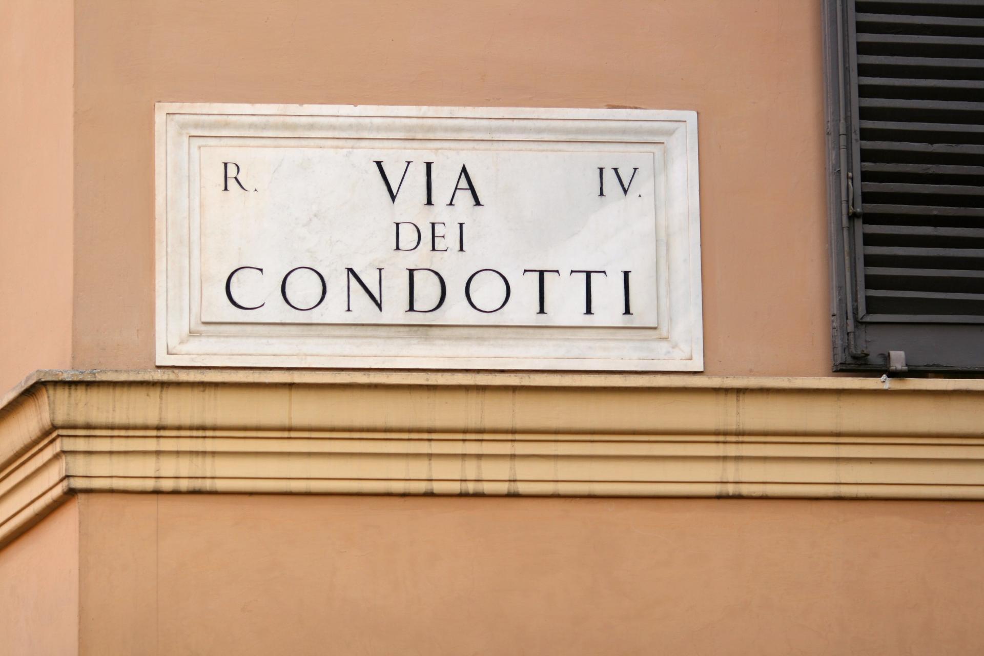 Roma Hotel vicino via dei Condotti